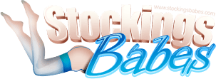 Stockings Babes logo