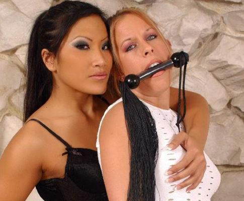 Asian Domme Christina Aguchi